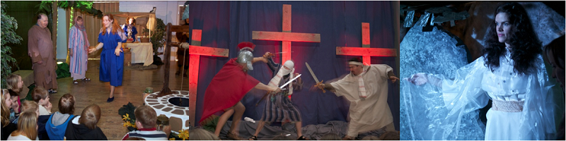 Joulu- ja pääsiäisvaellukset